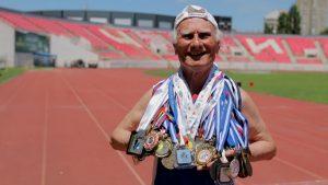 Cvetko Kitić sa Balkanijade u Bukureštu doneo sedam medalja