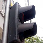 Niš raskrsnici TC Kalča semafor
