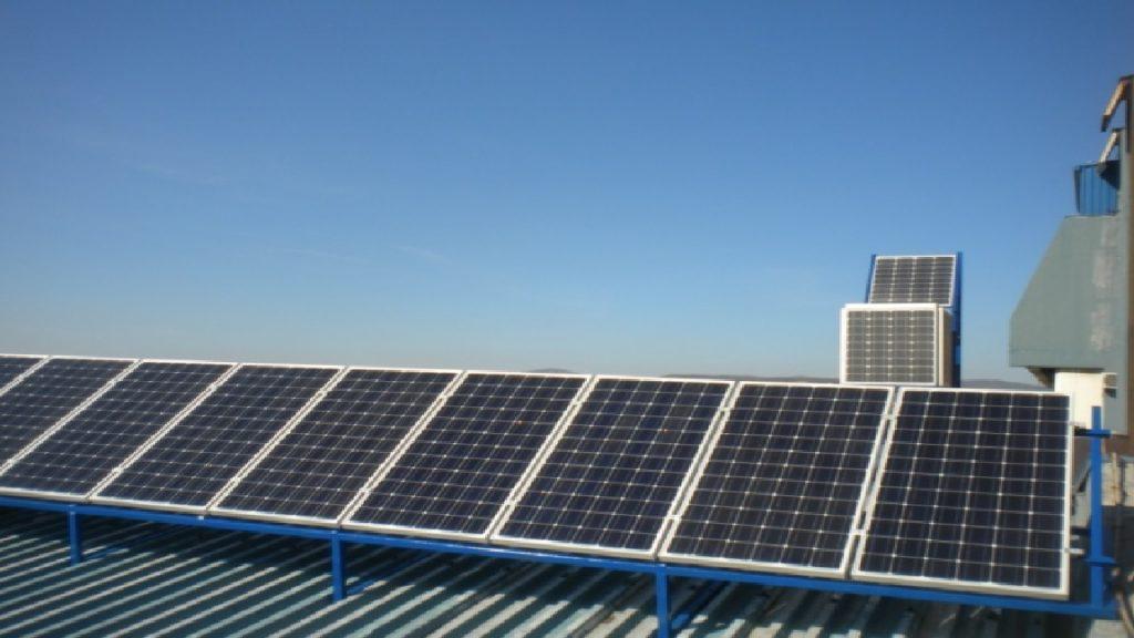 energetska tranzicija solarni paneli