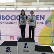 13 medalja za mlade niške plivače