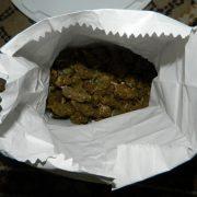 Policija zaplenila više od 4 kg marihuane