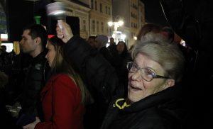 deseti protest Foto - Saša Đorđević