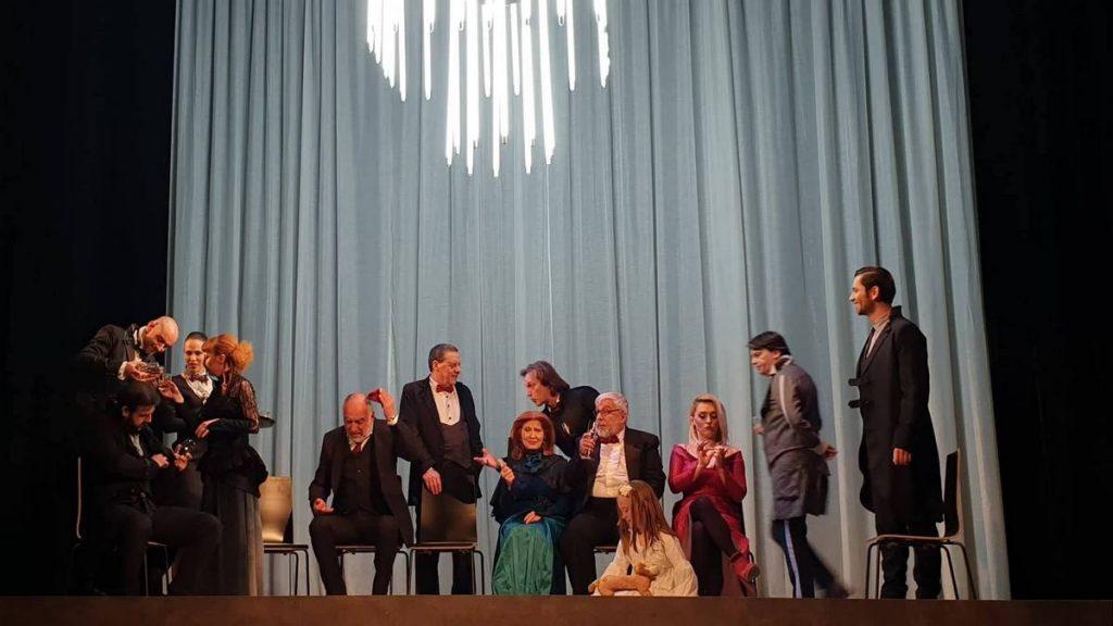 Festen - Teatar na raskršću - Foto - Sonja Urošević