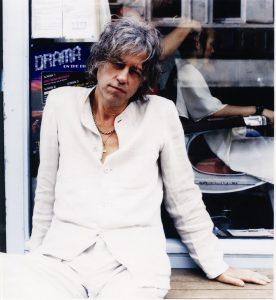 Ser Bob Geldof na Nišvilu