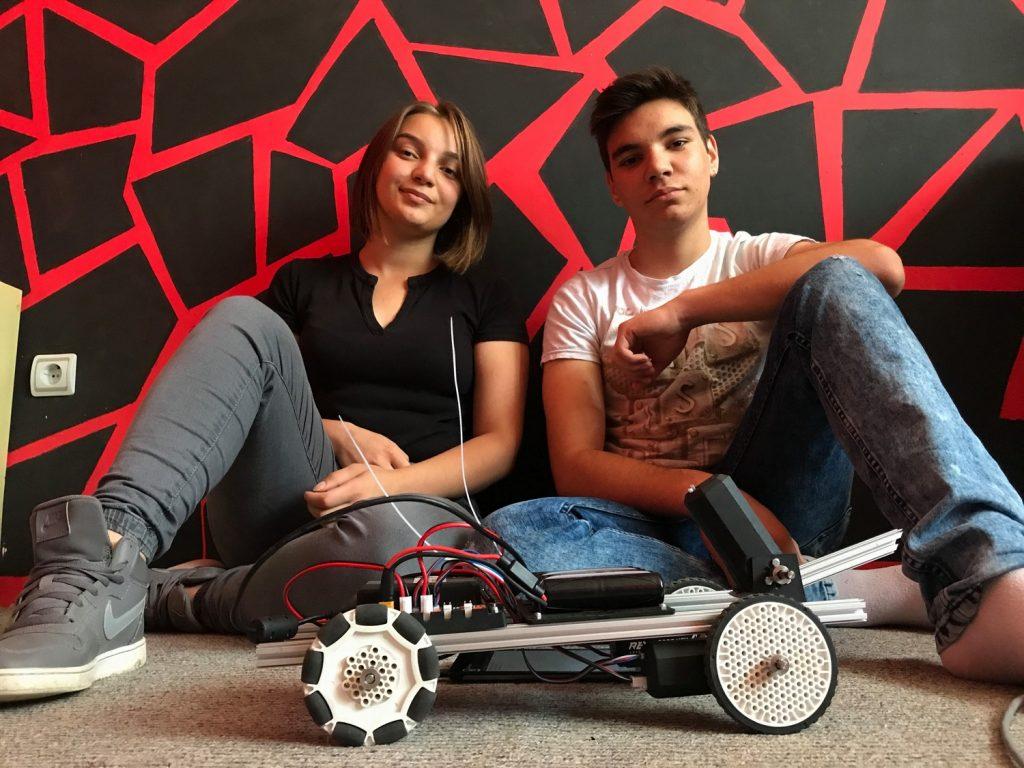 Jelena zdravković robotika