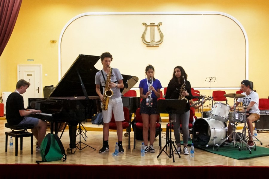 Workshop - Nišville jazz festival 2019.