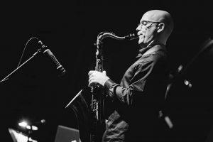 Ratko Divjak Quartet ispred Nišville jazz muzeja u četvrtak, 1. avgusta