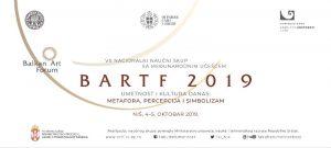 Balkan Art Forum 2019 - Umetnost i kultura danas