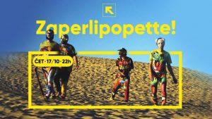 Zaperlipopette! - neobični švajcarski sastav u Nišu