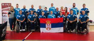 Podgorica Open turnir 2019 - reprezentacija Srbije osvojila 13 medalja