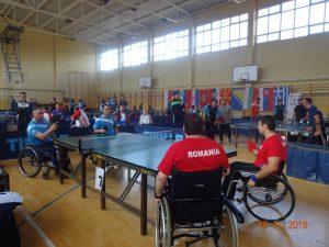 Turnir prijateljstva u stonom tenisu za osobe sa invaliditetom
