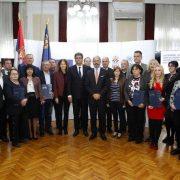 Uvođenje geografskih informacionih sistema u 34 lokalne samouprave u Srbiji