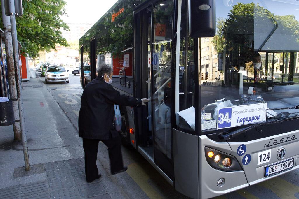 javni prevoz red