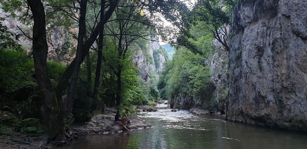 kanjon reke jerme