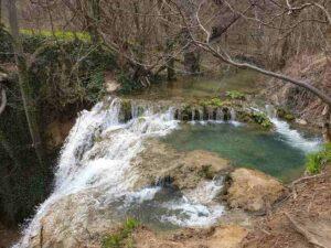 Blederijski vodopad