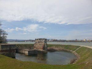 Ostaci Trajanovog mosta