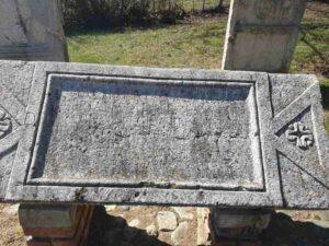 Tabla sa lokaliteta Timacum Minus